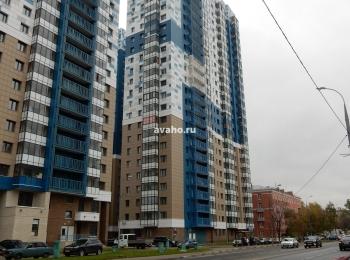 Новостройка ЖК 126 квартал